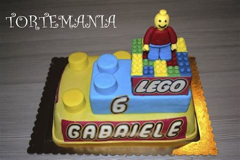 tutorial lego in pdz torte mania