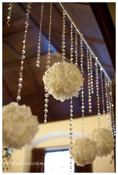 Crystal Home Decorations by Best 25 Home Wedding Decorations Ideas On Pinterest