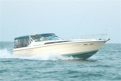 freshwater sea ray boats for sale 1989 sea ray 390 express freshwater only power boat for sale