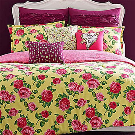 betsy johnson bedding betsey johnson garden variety comforter from dillard s the