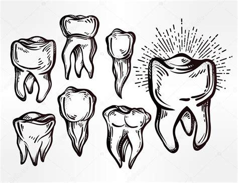 imagenes vectoriales flash dientes en estilo de tattoo flash archivo im 225 genes