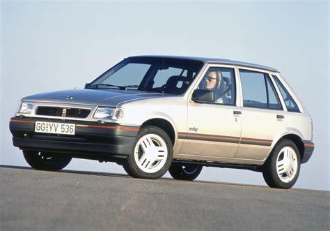 opel corsa swing opel corsa swing 5 door a 1990 93