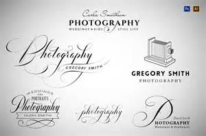Photography Logo Template by Photographer Logo Insignia Set Logo Templates On