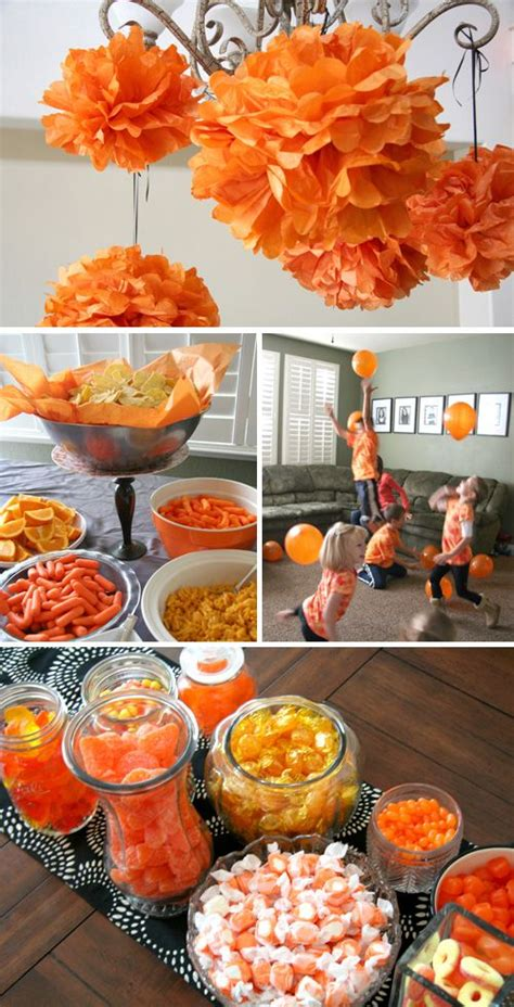 orange color theme 17 best ideas about orange on orange punch sherbert punch recipes and orange