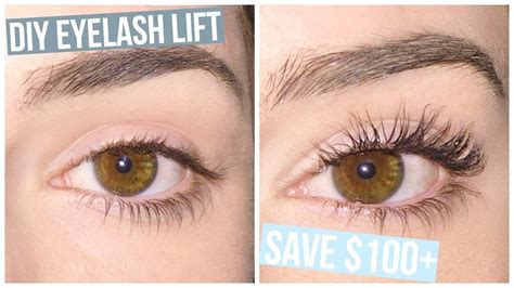 Eye Lash eyelash perm