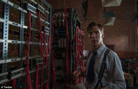 turing movie benedict cumberbatch as world war ii codebreaker alan
