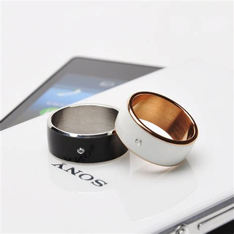ring my android intelligent magic nfc smart ring for nfc android mobile phone at banggood