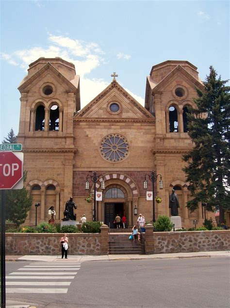 santa fe nm favorite places spaces pinterest st francis of assisi cathedral santa fe favorite places