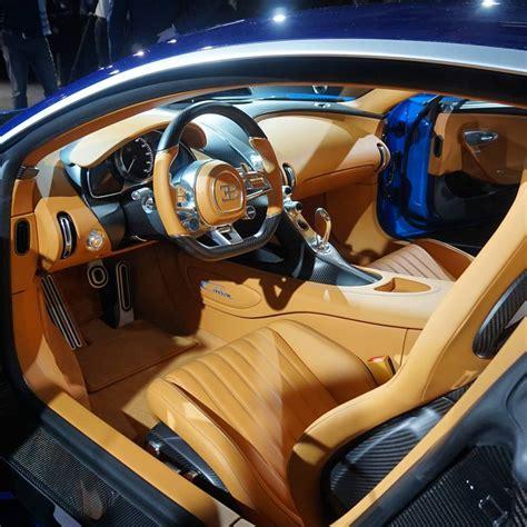 bugatti chiron interior bugatti chiron interior image 99