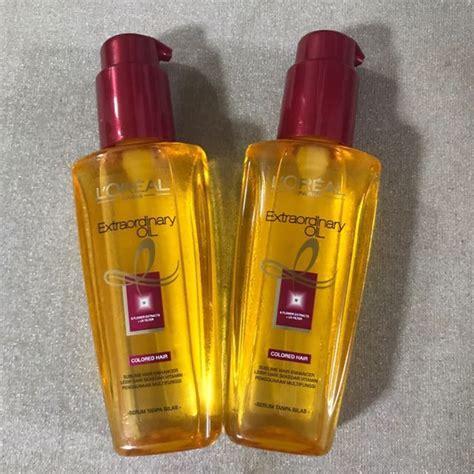 Loreal Hair Serum bn loreal hair serum health hair care on carousell