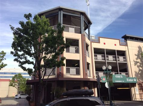 downtown hill ca city of pleasant hill downtown parking garage parking