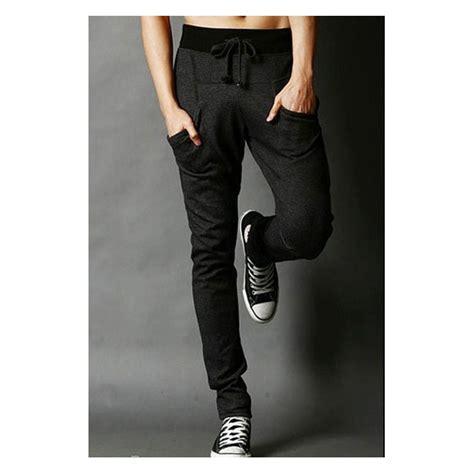 Jogger Katun Celana Panjang jual celana jogger pria