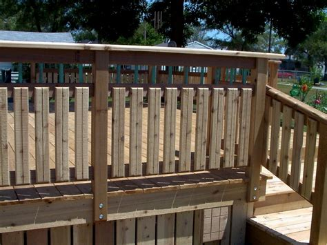 house railing designs tagged simple wood deck railing designs archives house