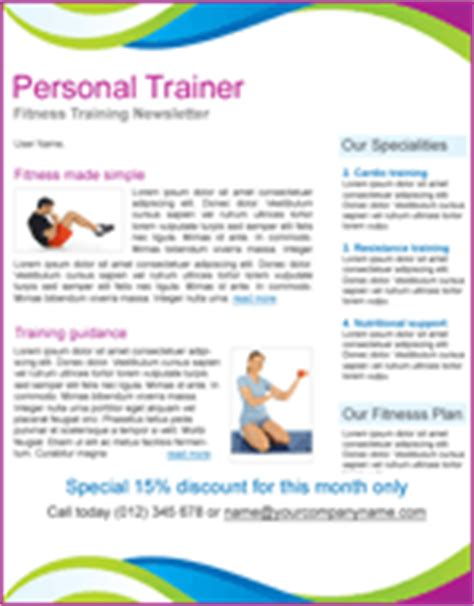 personal training terms and conditions template gallery
