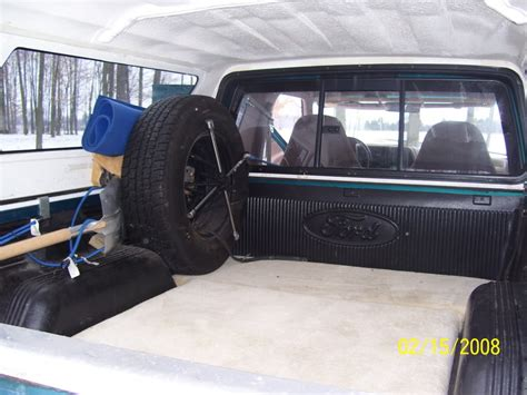 spare tire bed mount spare tire mount pics ranger forums the ultimate ford ranger resource