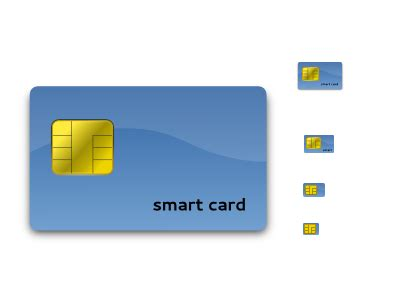 how to make smart card smart card icons