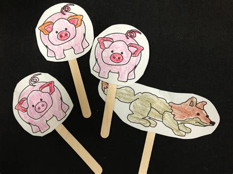 preschool pigs never shushed