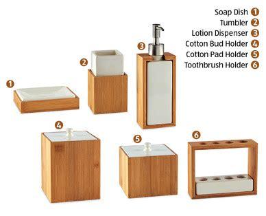 aldi bathroom accessories bamboo bathroom accessories aldi great britain
