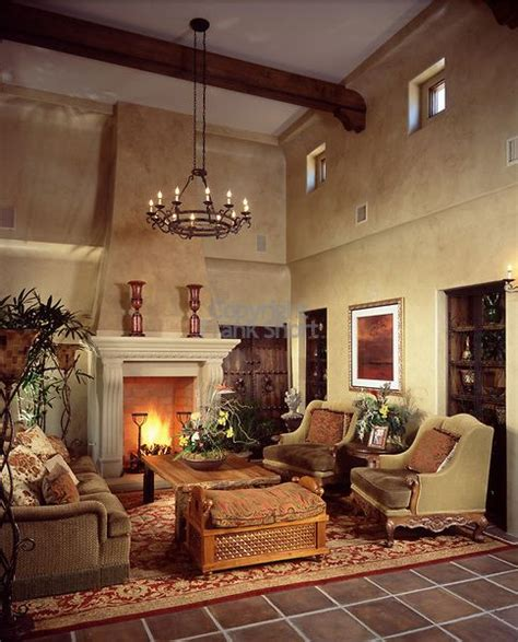 tuscan style living rooms tuscan style living room with clerestory windows and an