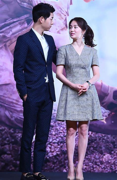 Setelan Kemeja Dan Dress Songsong pingin tilan kompak sama pacar contek 7 gaya padu padan ala song song yuk kabar