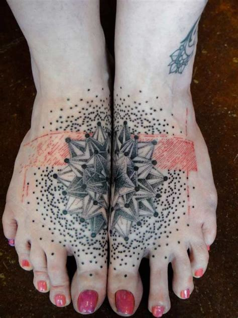 symmetrically satisfying connecting tattoo designs