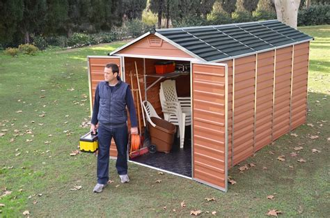 12 By 6 Shed Palram 6 X 12 Skylight Shed Palram Plastic Sheds