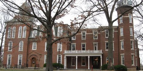 Columbia Mba On Cus by Stephens College Columbia Mo 20 Paranormal Places In
