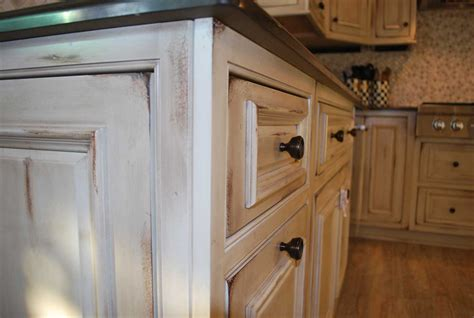 distressed white kitchen cabinets using white kitchen cabinets concept ii