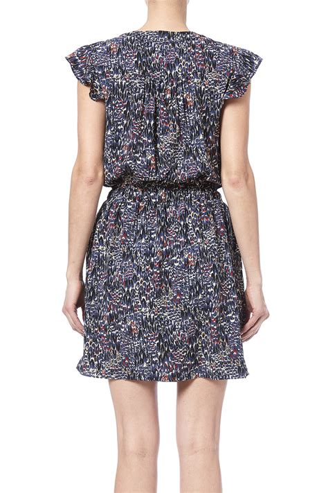 Dress Mt 02 collective concepts ruffle flutter dress from montana by