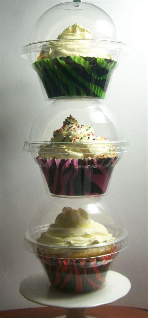 100pcs 7x7cm mini clear cupcake clear cupcake holders individual plastic cupcake boxes