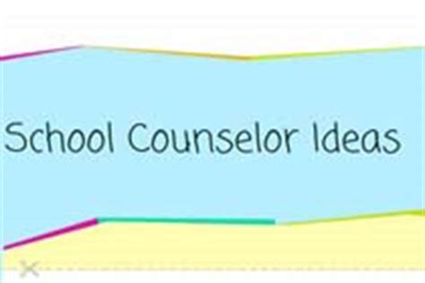 school counselor ideas best in school counseling our favorite websites