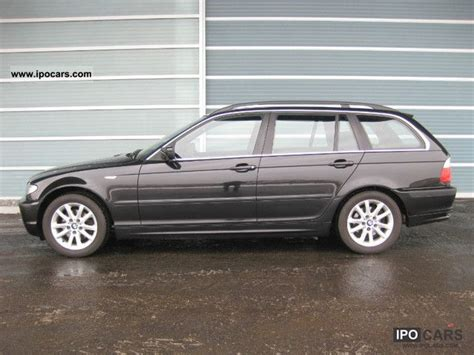 2003 Bmw 320d Touring Dpf 2 Hand Exclusive Checkbook