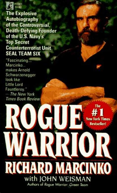 mission with a seal code warrior seals books richard marcinko