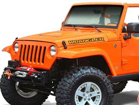 Tj Jeep Sticker