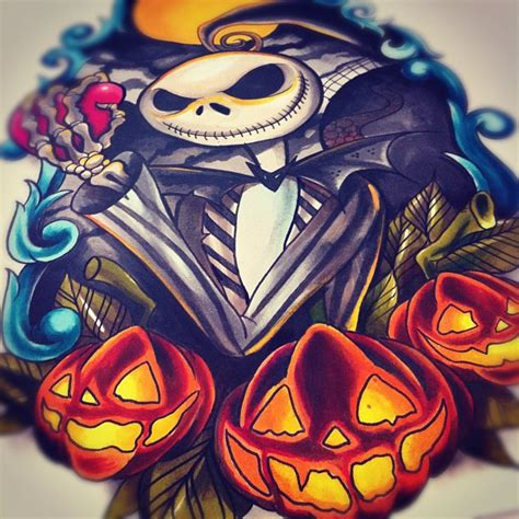 nightmare before christmas tattoos designs nightmare before tattoos designs pictures