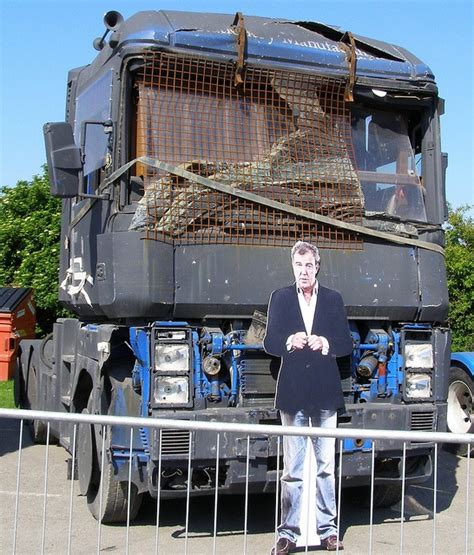 top gear lorry challenge renault magnum top gear wiki fandom powered by wikia