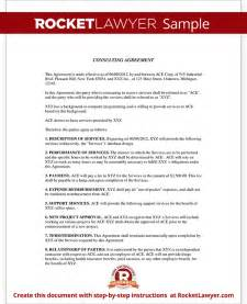 consulting contract template consulting agreement consulting contract template with
