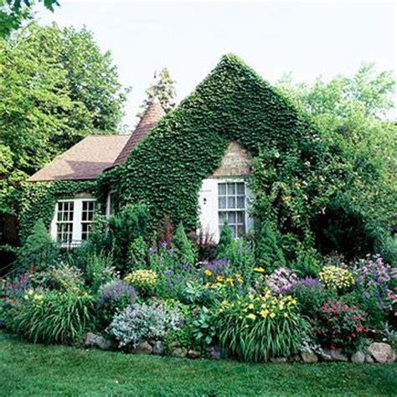 lavender garden cottage summer blooming front yard cottage garden plan gardens