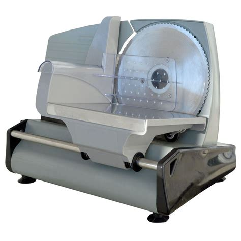 sportsman 180 watt 7 5 in electric slicer mslicer