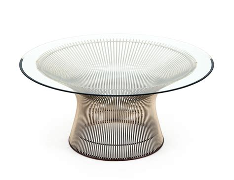 Metall Polieren Chemnitz by Knoll International Platner Couchtisch Warren Platner