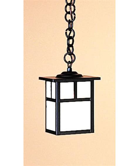 Arroyo Craftsman Lighting by Arroyo Craftsman Mh 5 Mission 1 Light Outdoor Hanging