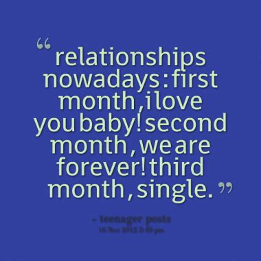 1 Month Quotes For A Relationship