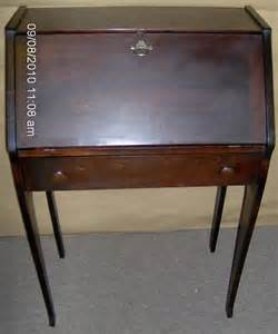 Small Retro Desk Vintage Small Mahogany Dropfront Desk For Sale Antiques Classifieds