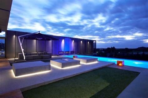 led terrasse spot led ext 233 rieur 45 id 233 es sur l 233 clairage de jardin moderne