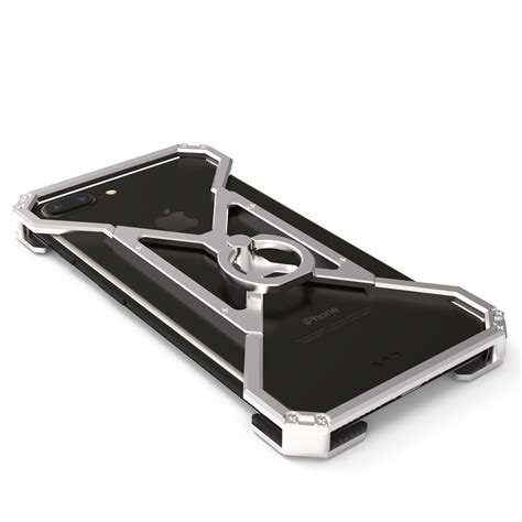 Ume With Ring Stand Samsung S8plus ring stand metal aluminum bumper shockproof for