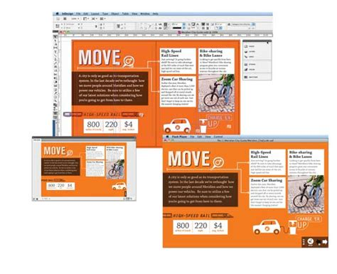 web design layout in indesign indesign cs5 introduces interactivity to page layout