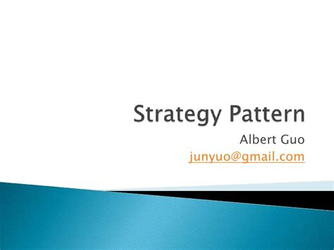 strategy pattern net exle strategy pattern
