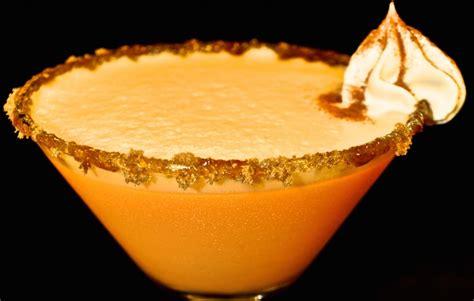 martini pumpkin fall favorites hit the menu at steam pub bucks happening