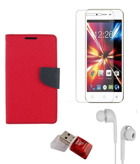 Earphone Samsung Grand Prime lomoza flip cover tempered glass earphone and card reader for samsung galaxy grand prime