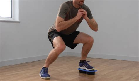 building balance leg exercises without weights